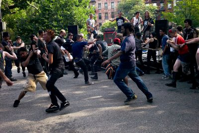 Clayton patterson movie tompkin square riots